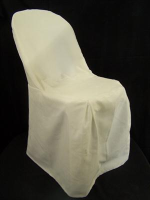 Chair Cover - Cream Butchers Linen